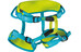 Edelrid Finn II klimgordel Kinderen XS groen/turquoise